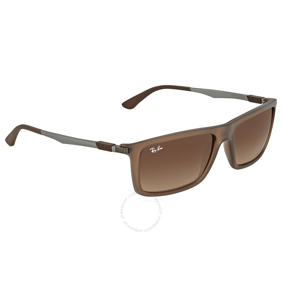 c9c0150755d ... where to buy ray ban brown gradient rectangular sunglasses ray ban  brown gradient rectangular sunglasses 0f33c