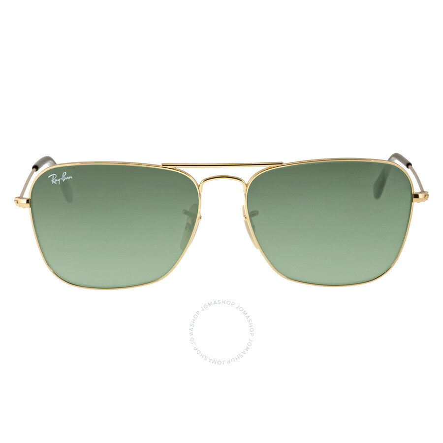 da625ca14e2 Ray Ban Caravan Green Classic G-15 Mens Sunglasses RB3136 181 58-15