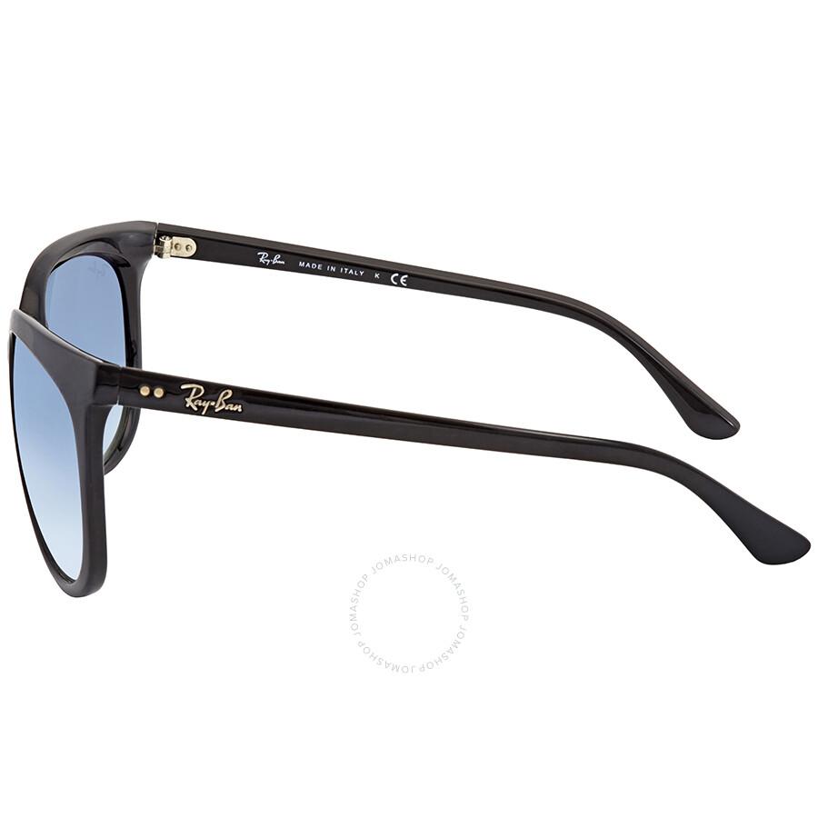 e7e187a4209 ... france ray ban cats 1000 blue gradient cat eye ladies sunglasses rb4126  601 3f 57 5ecec ...