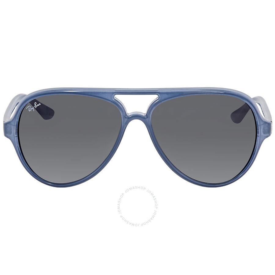 528b68fb02 ... netherlands ray ban cats 5000 grey gradient mens sunglasses rb4125  630371 59 19c70 5c849