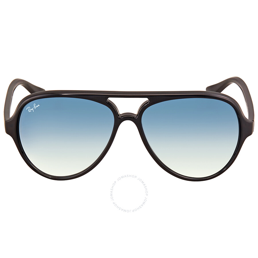 959e320d8f coupon code for ray ban cats 5000 light blue gradient mens sunglasses rb4125  601 3f 59