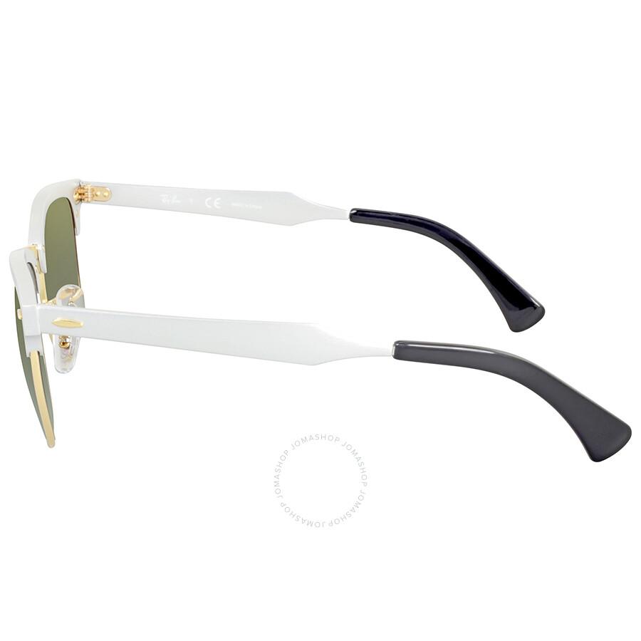 15f15e6f7dd05 ... brushed gunmetal gunmeta frame polar dark grey lenses 51mm abfb4 8b79f   shopping ray ban clubmaster aluminum green sunglasses 6dbf2 40a17