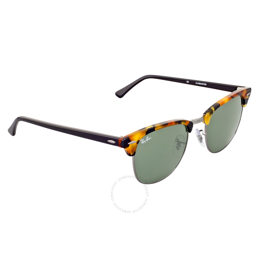 81dc66322fb ... discount ray ban clubmaster green classic g 15 sunglasses rb3016 1157  51 318f3 0acb1