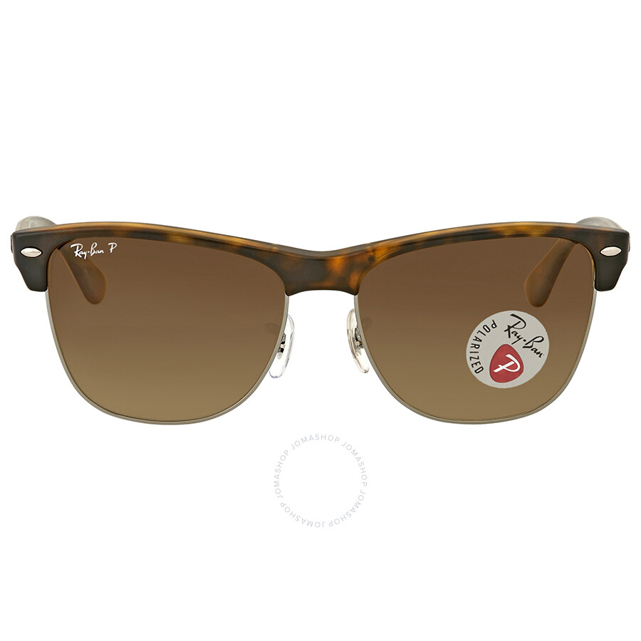 b7b94840a2a ... new arrivals ray ban clubmaster oversized polarized brown gradient  sunglasses ad2f3 f61b3 cheap ray ban clubmaster oversized tortoise rb4175  ...
