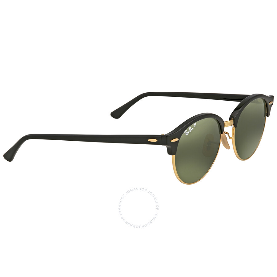 Ray-Ban RB4246 Sonnenbrille Schwarz 901 51mm uuYGv