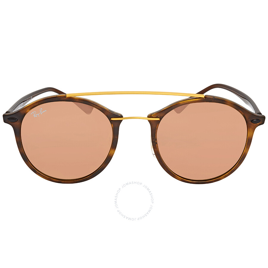451bb3f1d8250c ... coupon code for ray ban copper mirror round sunglasses rb4266 710 2y 49  7a71d 80e00