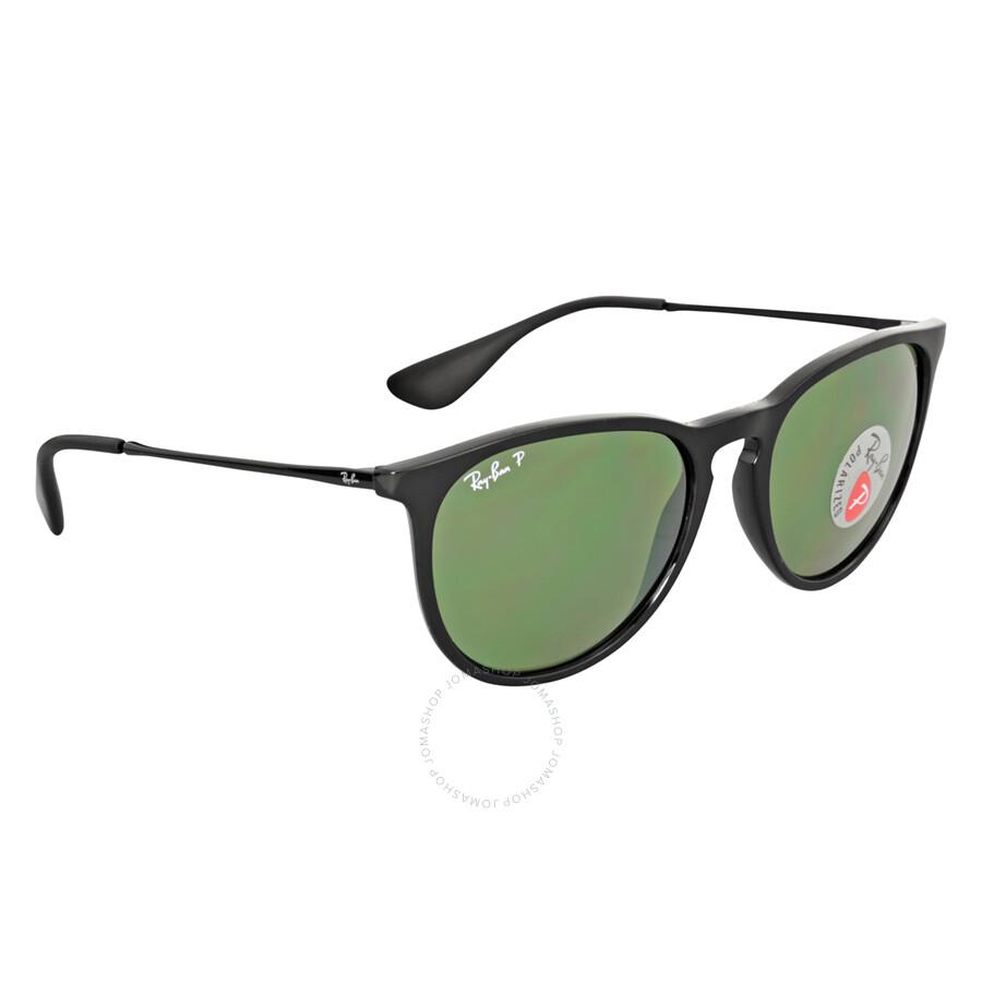 43f0133b0e ... czech ray ban erika classic polarized green classic g 15 sunglasses  rb4171 601 2p 54 962fd ...