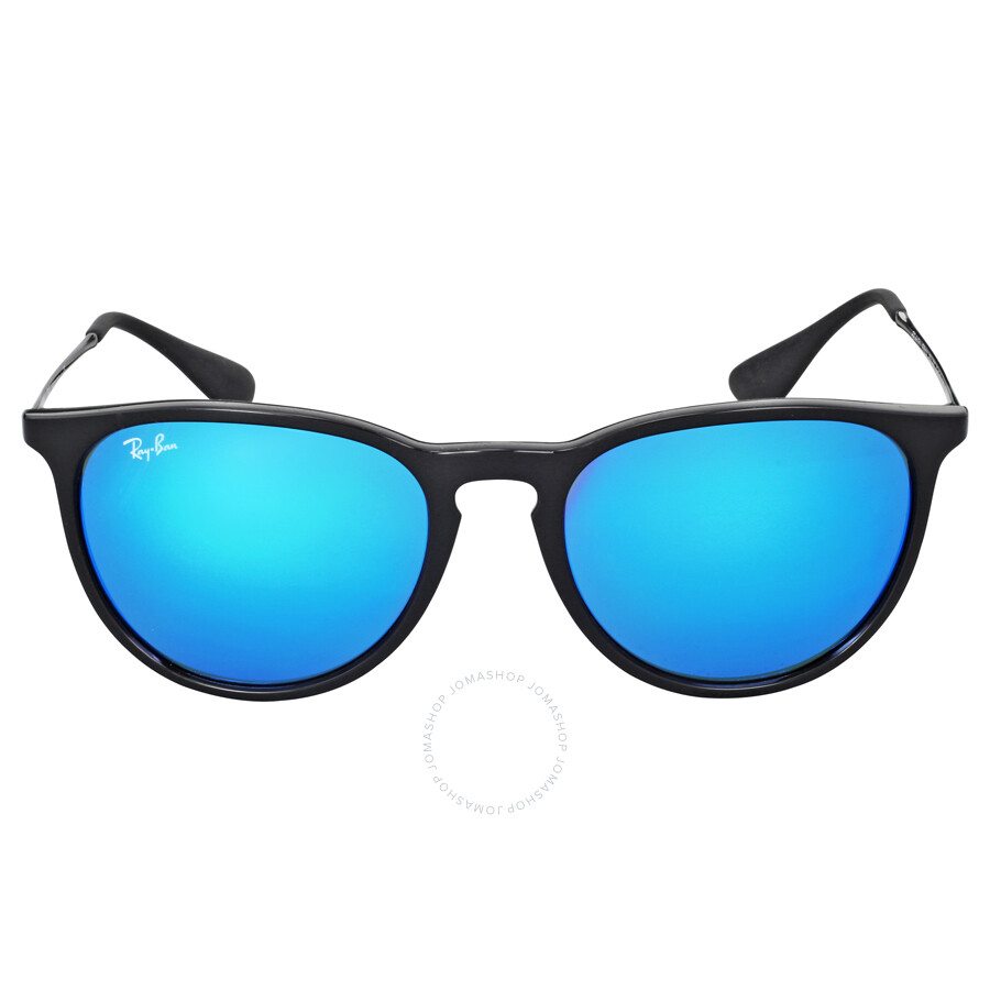 Ray-Ban Erika Color Mix Blur Mirror Lens Sunglasses RB4171 601/55 54 ...
