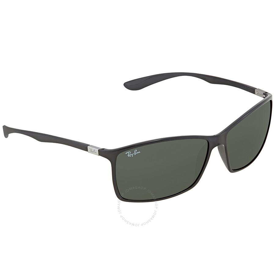 636775366c ... italy ray ban green classic rectangular mens sunglasses rb4179 601 71 62  ab6ee 7ec69 ...