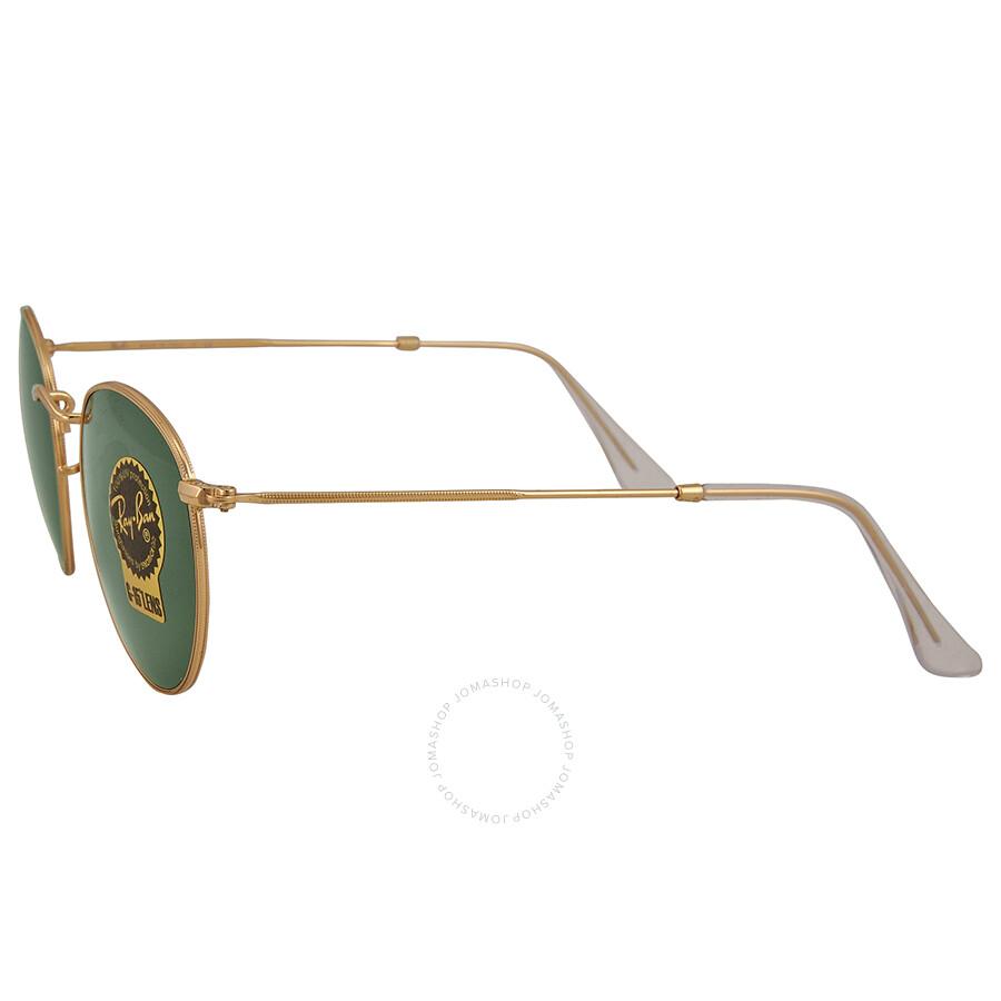 5a31d8470d ... spain ray ban gold frames green lens 50 mm sunglasses rb3447 001 50 21  60969 cc5b9