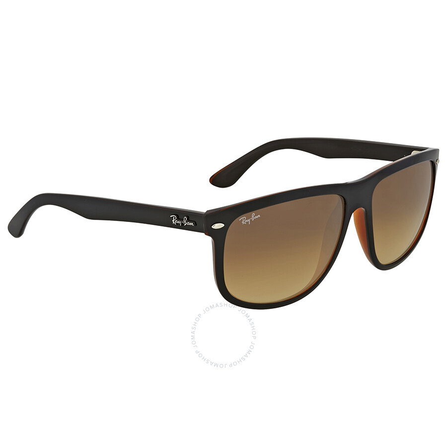 eb0e345d841 ... real ray ban highstreet brown gradient square sunglasses ray ban  highstreet brown gradient square sunglasses 7806e
