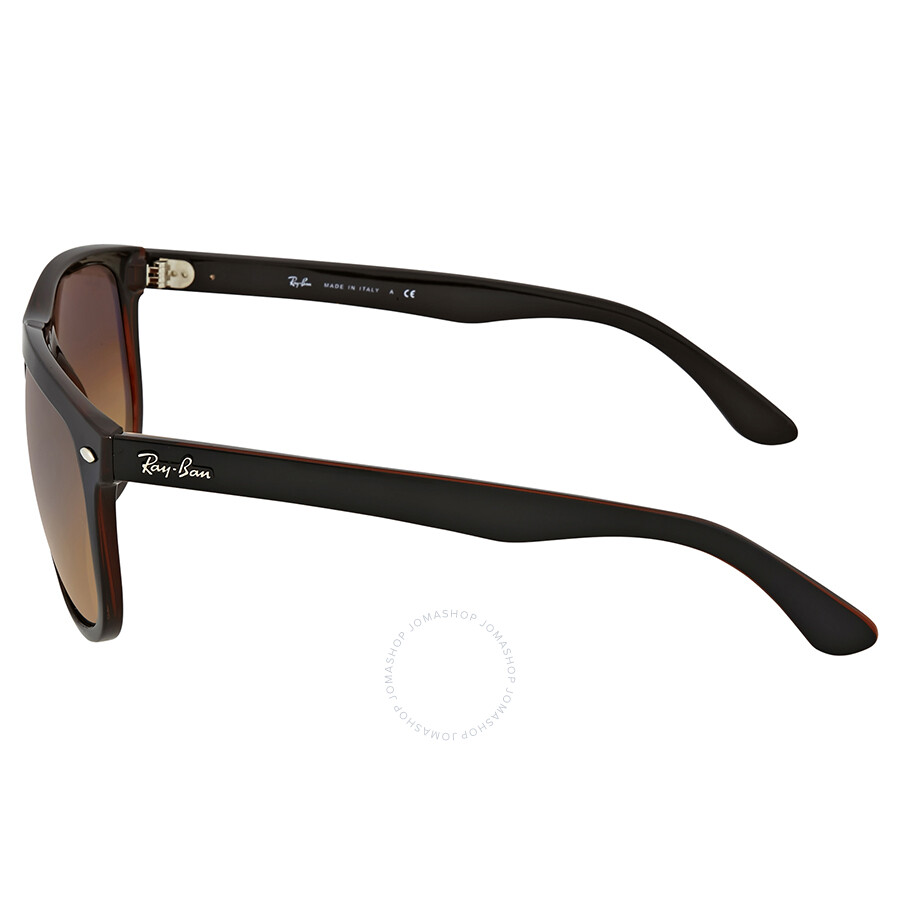 e973c730aaccc ... czech ray ban highstreet brown gradient square sunglasses 98afa a3319