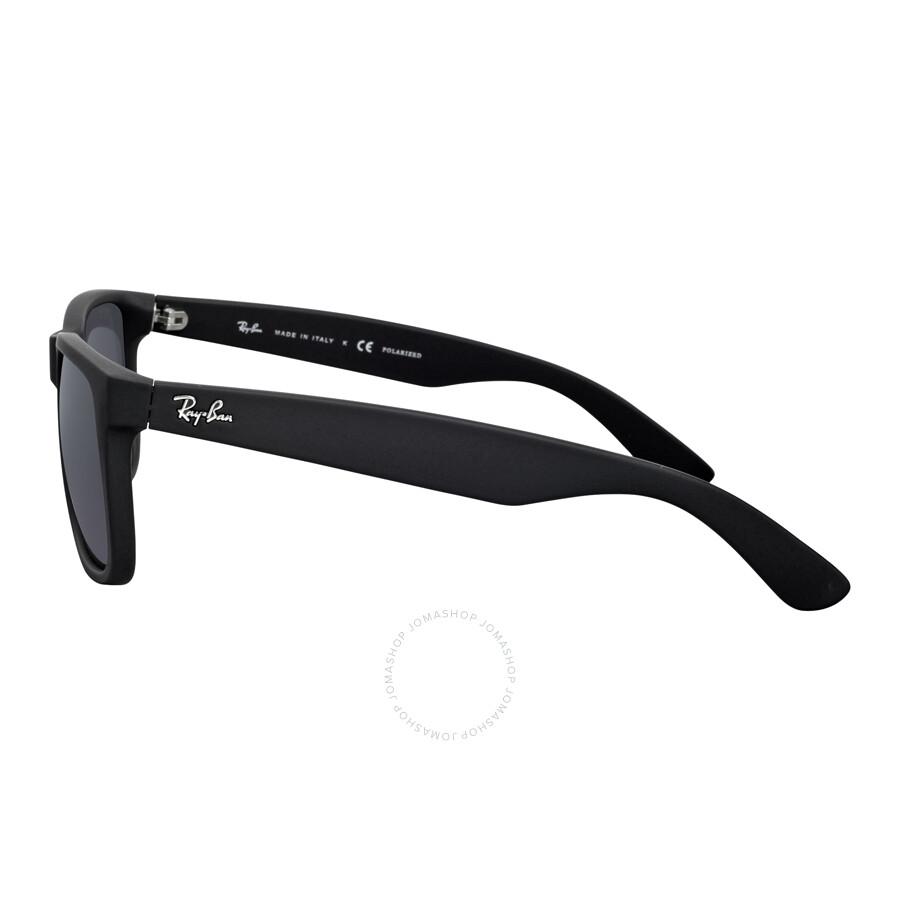 d4eecc872a0 ... sale ray ban justin classic polarized grey gradient sunglasses rb4165  622 t3 55 f51b1 1b317
