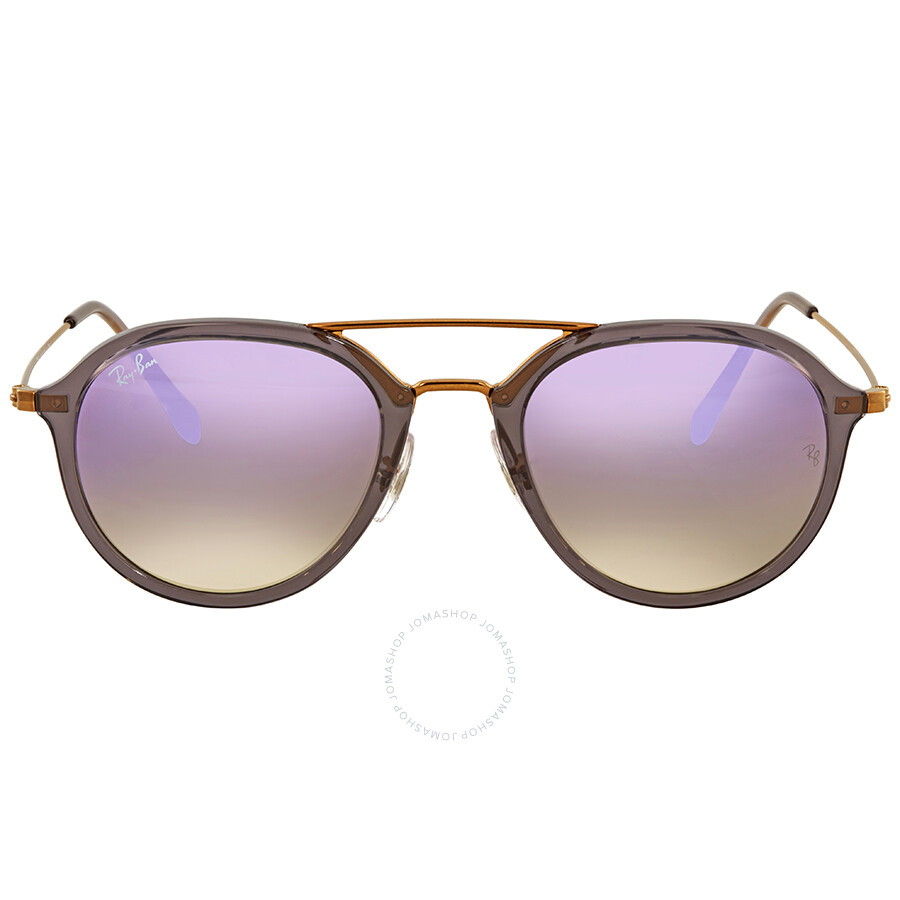5ed831578d97 Ray Ban Lilac Gradient Flash Sunglasses