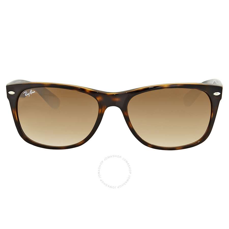 8724062bfe755 ... where can i buy ray ban new wayfarer classic light brown gradient  sunglasses 5f0a6 4a512