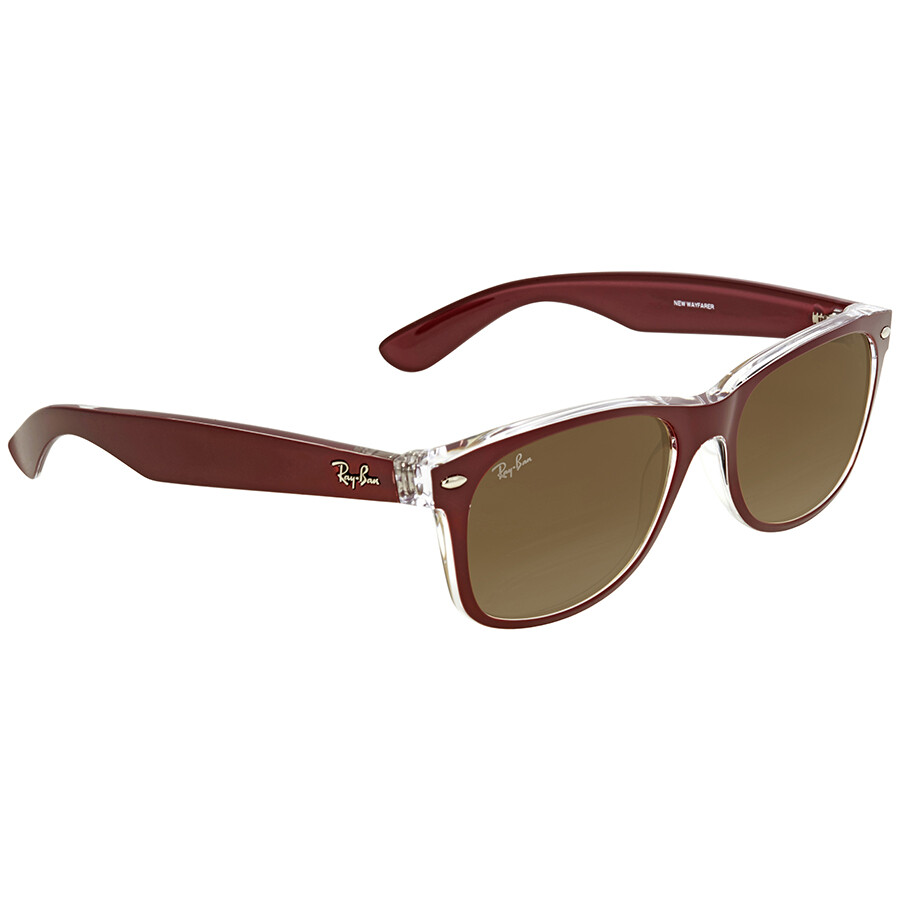 Ray-Ban RB 2132 New Wayfarer 614585 55 ZSZMuiB0M