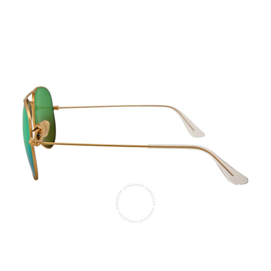 2876060847 ... new zealand ray ban original aviator green flash polorized sunglasses  rb3025 112 p9 58 14 3c106