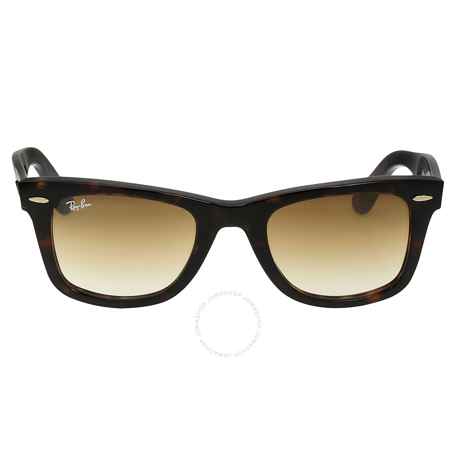 Rb2140 Wayfarer 902/51 Tortoise Crystal Brown Gradient 50/22 150 xw2RkM