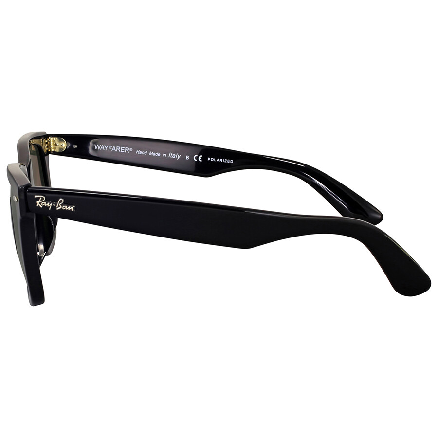 1dae15285dc84 ... coupon for ray ban original wayfarer classic polarized sunglasses 958e9  a452e ebay rayban rb2140f ...