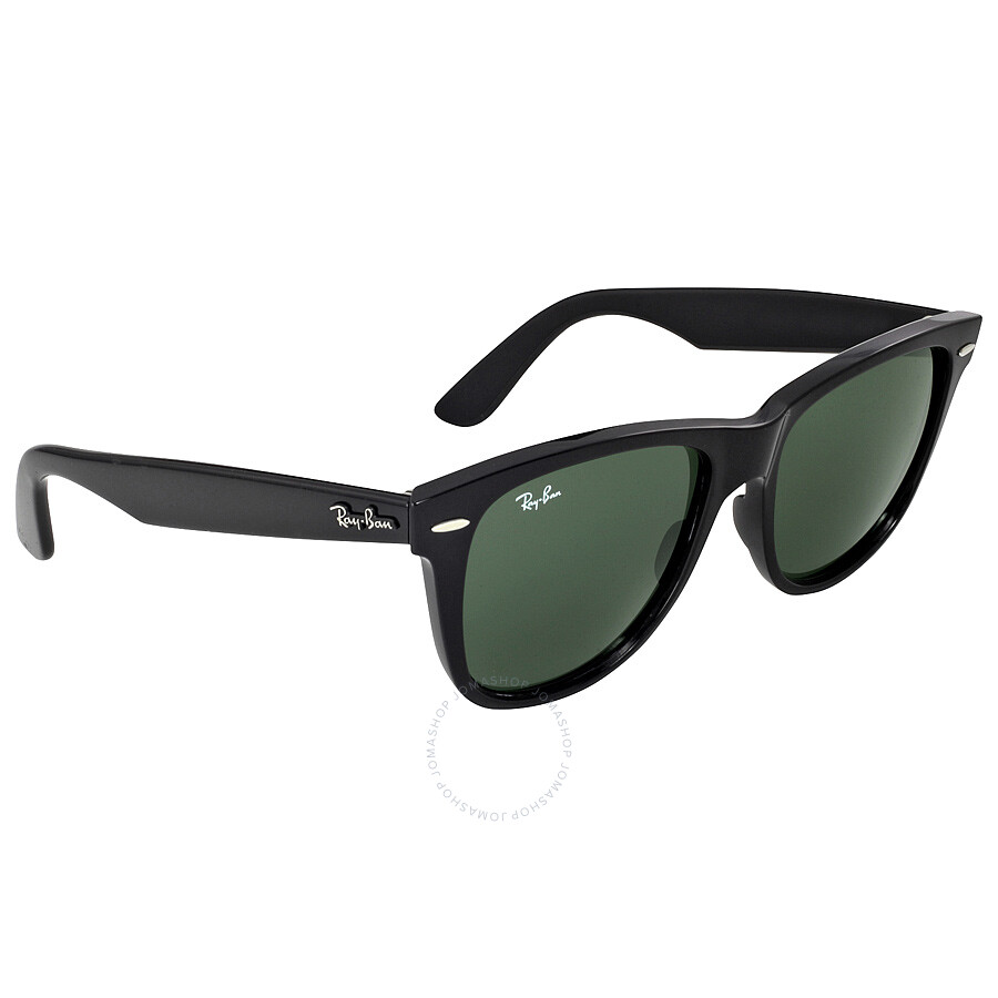 f39204a82cc8 spain ray ban original wayfarer classics black green classic g 15  sunglasses rb2140901 54 a3b6a 90d52