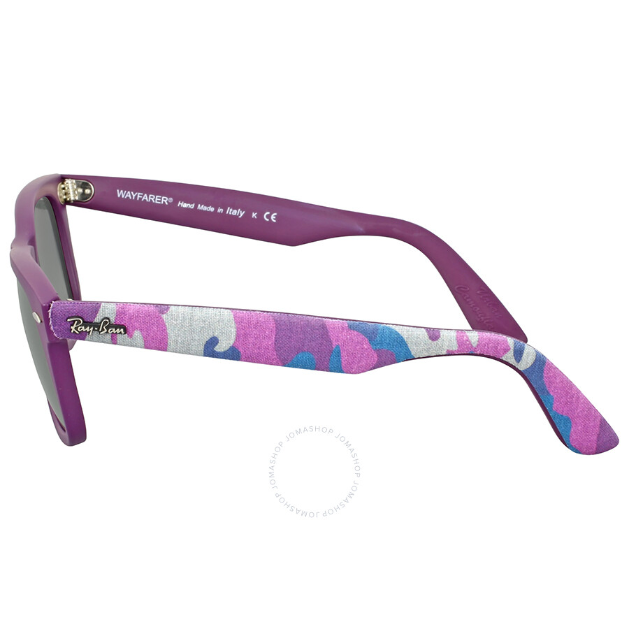 5418ca44504d ... where to buy ray ban original wayfarer urban violet camouflage  sunglasses 7021f c5e86 ...