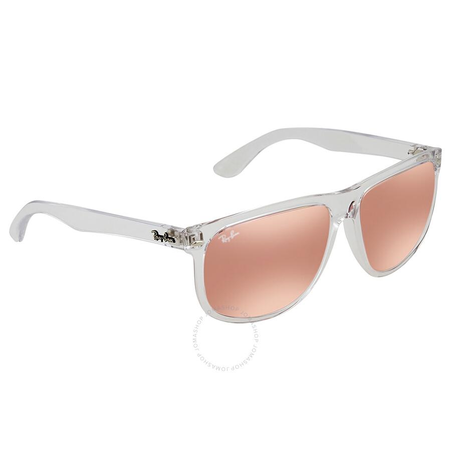 de9ece23ee ... wholesale ray ban pink mirror rectangular 60mm sunglasses rb4147 6325e4  60 989b9 df5b0
