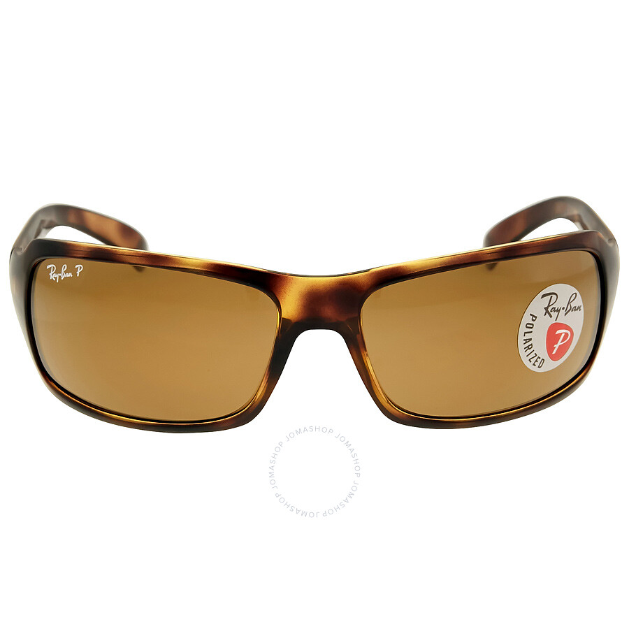 081c9c0923c ... top quality ray ban polarized brown classic b 15 sunglasses rb4075 642  57 61 16 e21d5