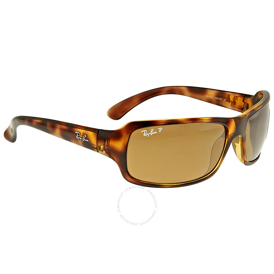 29b6e65769 ... top quality ray ban polarized brown classic b 15 sunglasses rb4075 642  57 61 16 e21d5