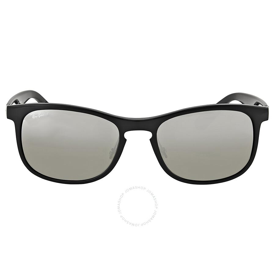 cfe7f276e1 ... greece ray ban polarized silver mirror chromance sunglasses 75b37 2c8da