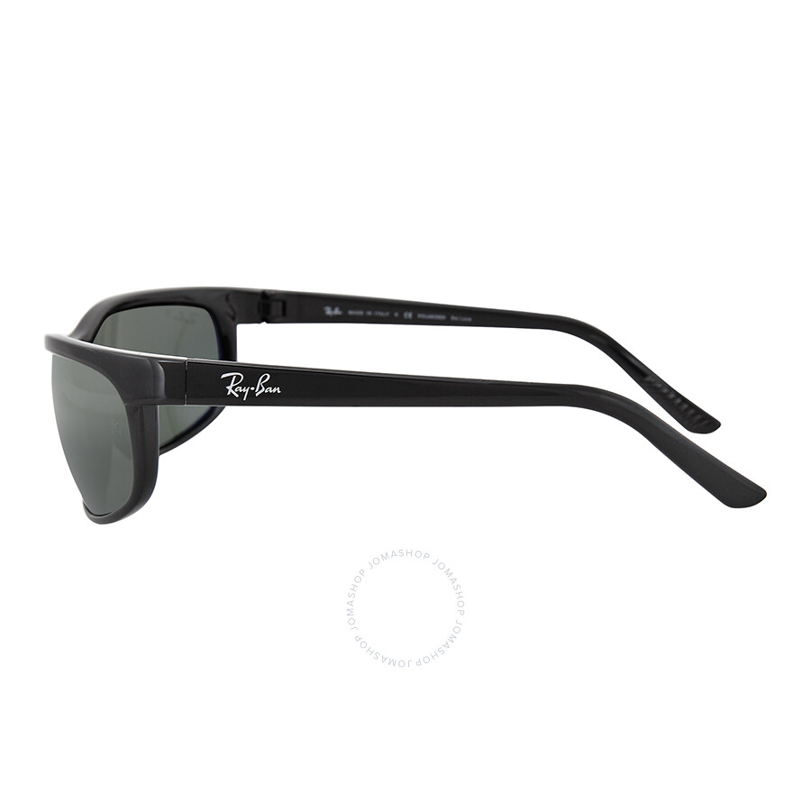 506670c375 ... where to buy ray ban predator 2 grey polarized sunglasses rb2027 601 w1  62 19 ddd4d