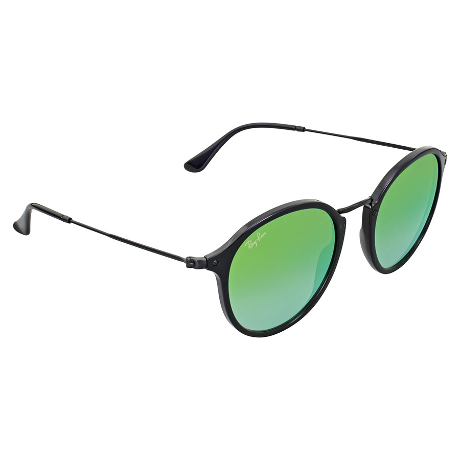 0362e0c30c ... best price ray ban rb 2447 901 green gradient flash sunglasses rb2447  901 4j 52 96b20