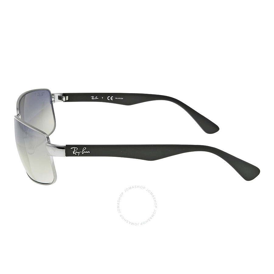 2689bd903d ... coupon code for ray ban rb3478 polarized blue grey gradient mens  sunglasses rb3478 004 78 63