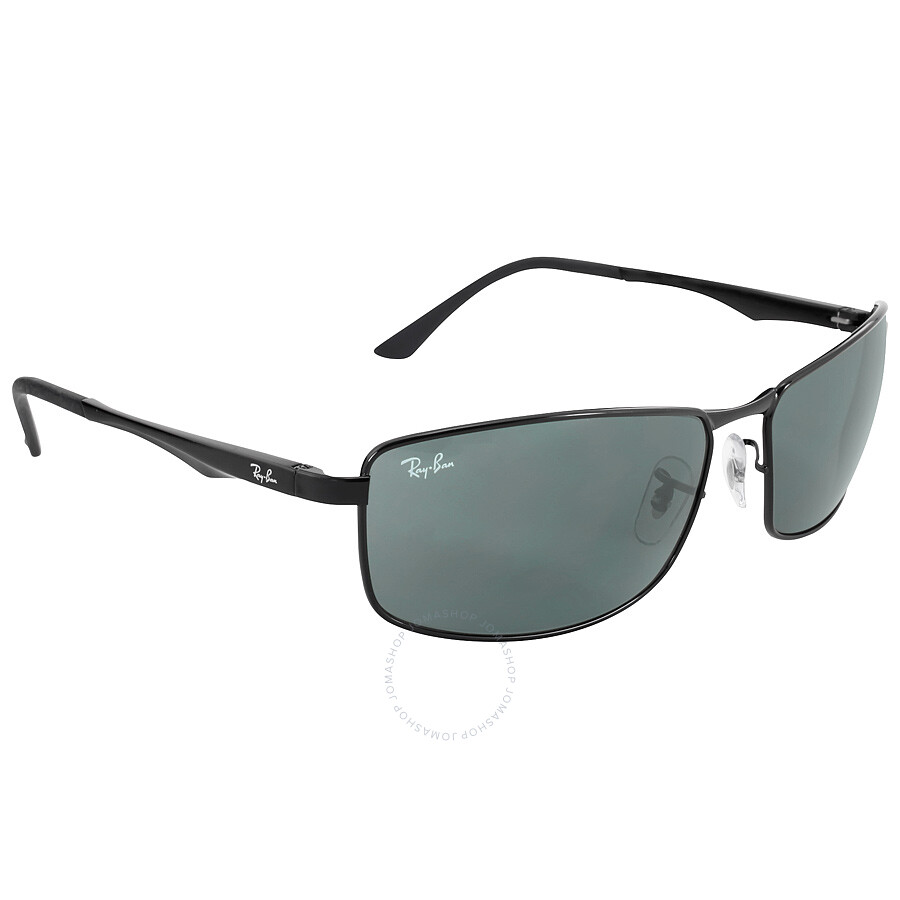 Ray Ban RB3498 002/71 64 black / green ji7bMeN9hl