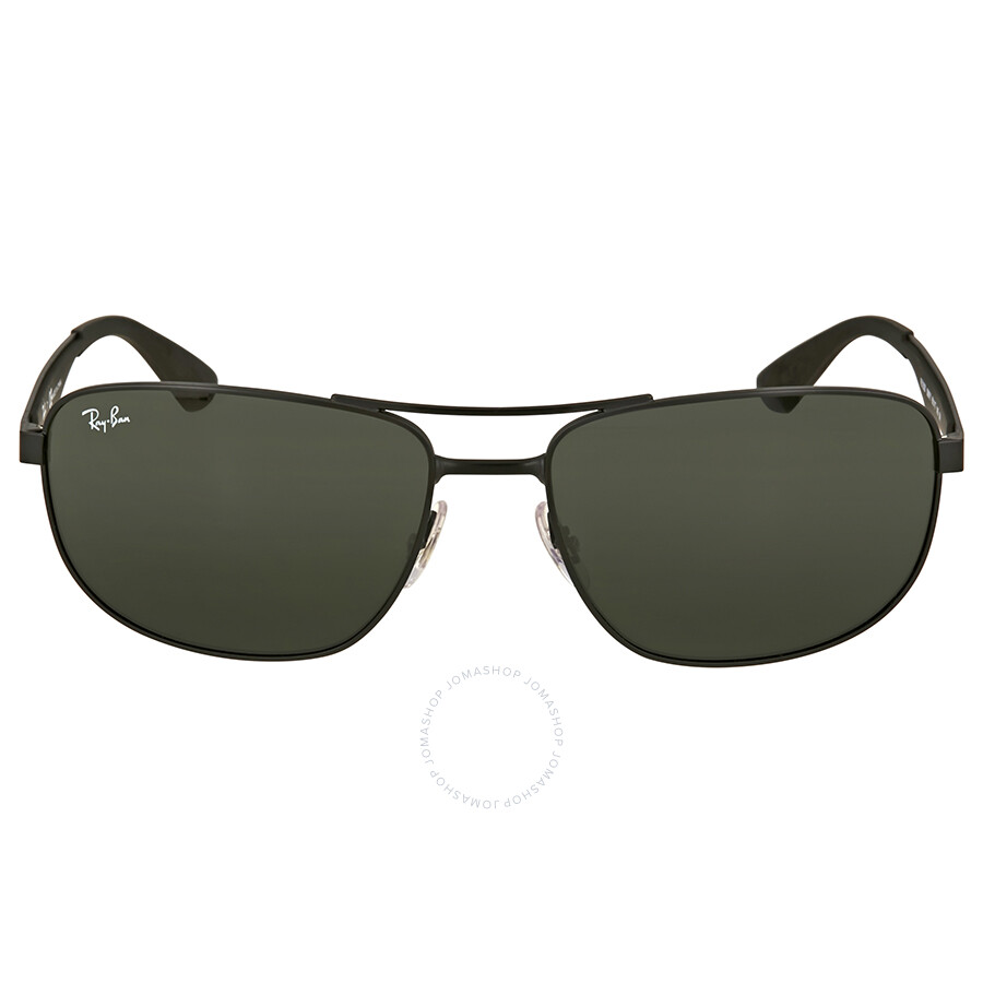 Ray Ban RB3528 Green Classic Sunglasses RB3528 006 71 61-17 492ca4972f4a