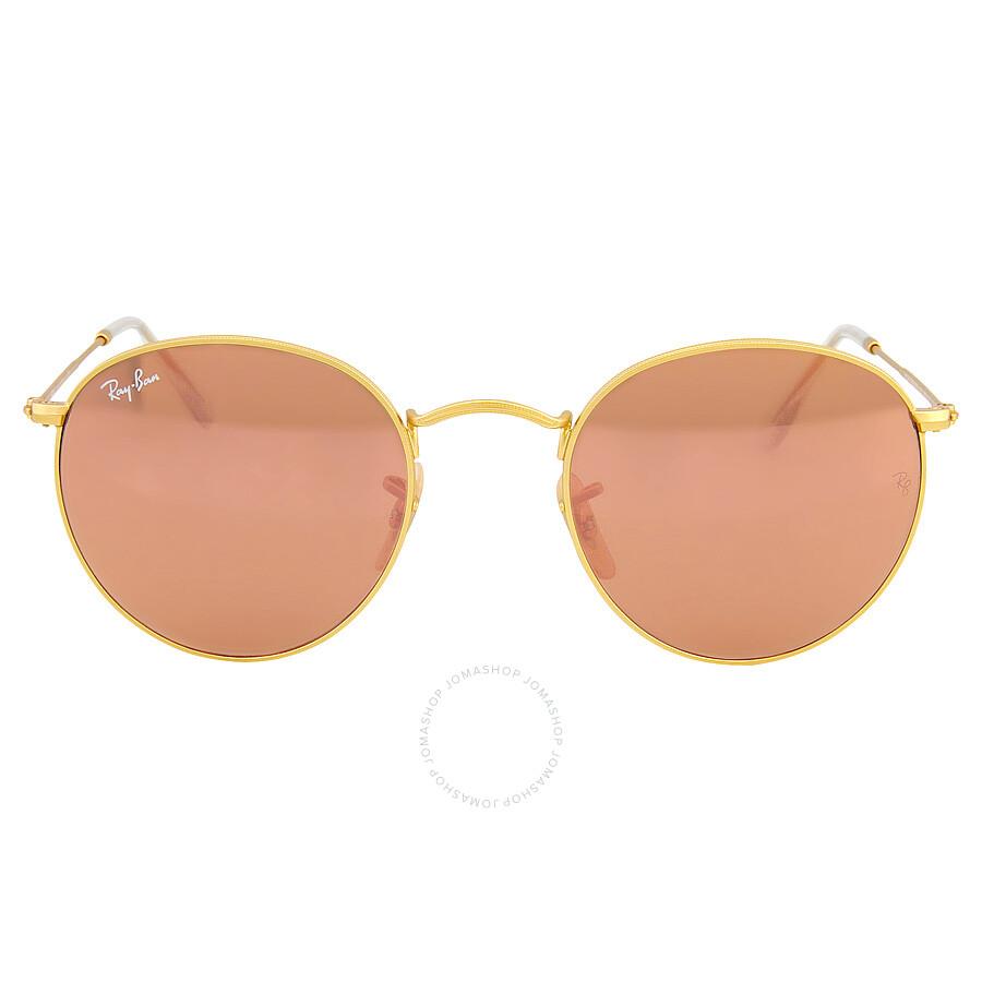 64e81e60c1 where can i buy ray ban round copper flash sunglasses rb3447 112 z2 50 21  bae21