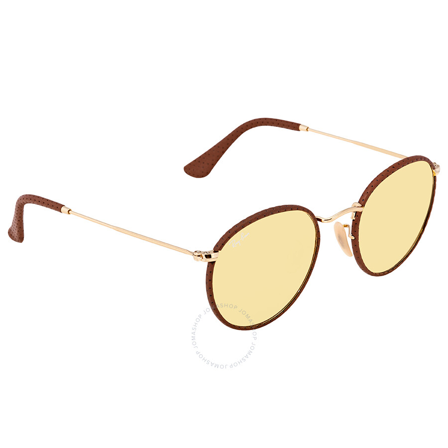 63ba07d360 ... new style ray ban round craft round sunglasses rb3475q 90424a 50 8af77  19c54
