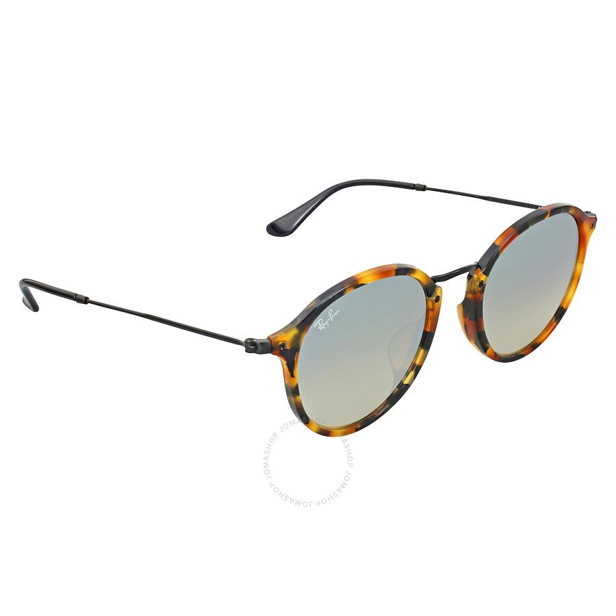 155a4e4878a ... greece 0rb2447f11579u52 ray ban round fleck flash silver gradient flash  sunglasses 0rb2447f11579u52 1b913 f8ffb