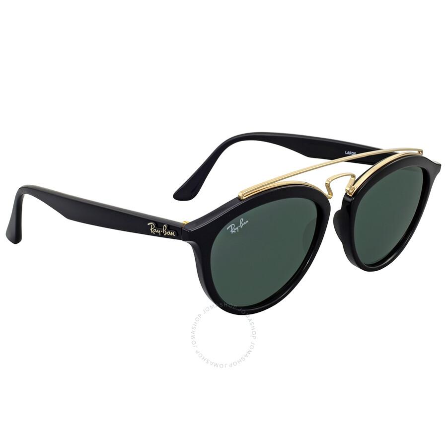 0a952aa7e8 Ray Ban Round Green Classic Sunglasses