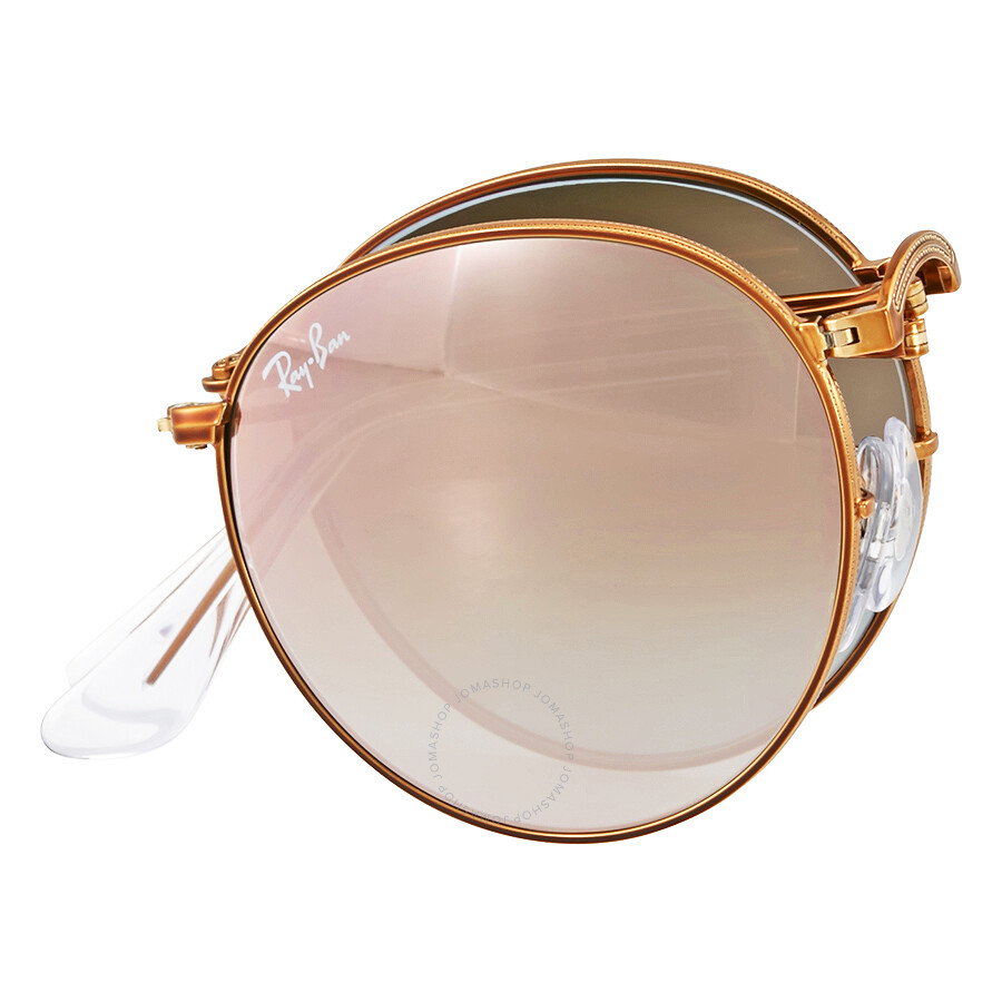 66c8f05706 Ray Ban Round Folding Silver Flash « One More Soul