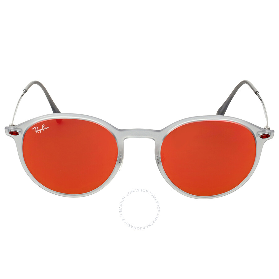 1b7872530d499 ... good ray ban round red mirror sunglasses rb42246506q49 c3125 76d15