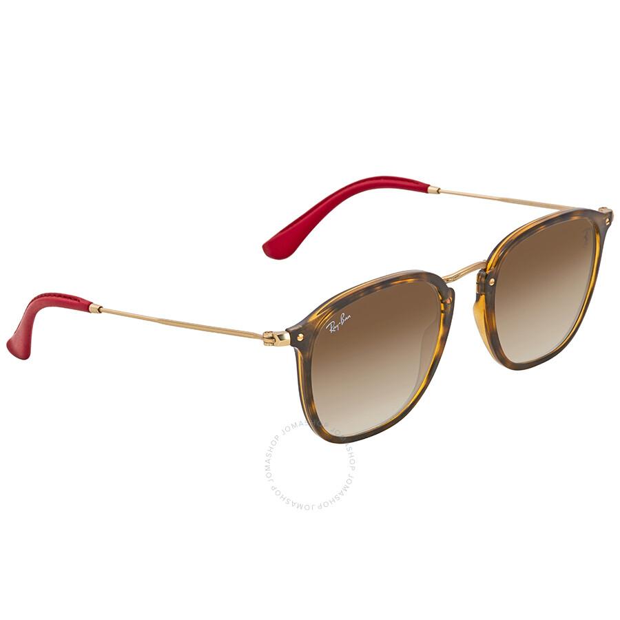 6d612b11a63 ... switzerland ray ban scuderia ferrari light brown gradient sunglasses  rb2448nm f60351 51 8d977 c6780 ...