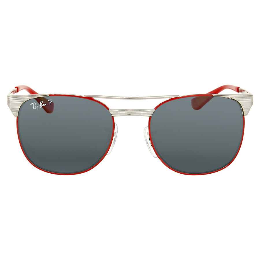 7e02498bb7a Ray Ban Signet Junior Polarized Blue Classic Sunglasses