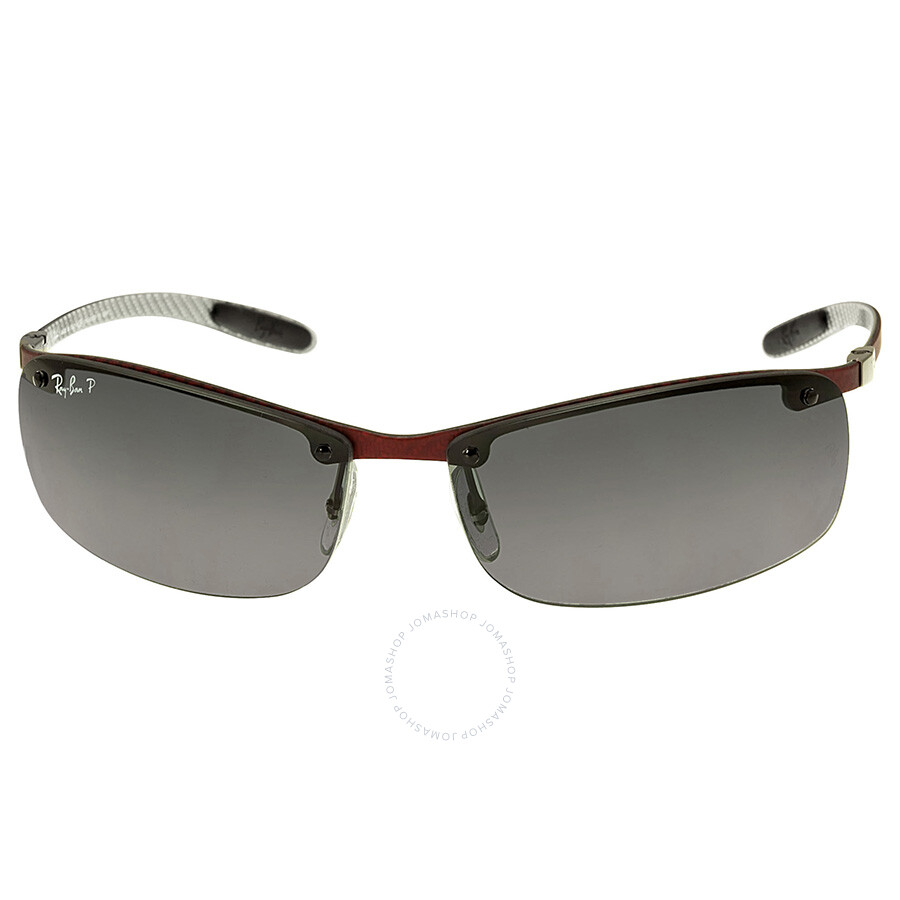 99a037d29 ... get ray ban tech wrap polarized ultra light carbon fiber sunglasses  rb8305 63 d0a24 cac46
