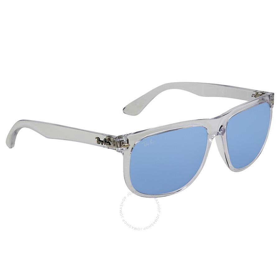 34f61f0f34 ... spain ray ban violet mirror rectangular sunglasses rb4147 63251u 56  15762 7dca4