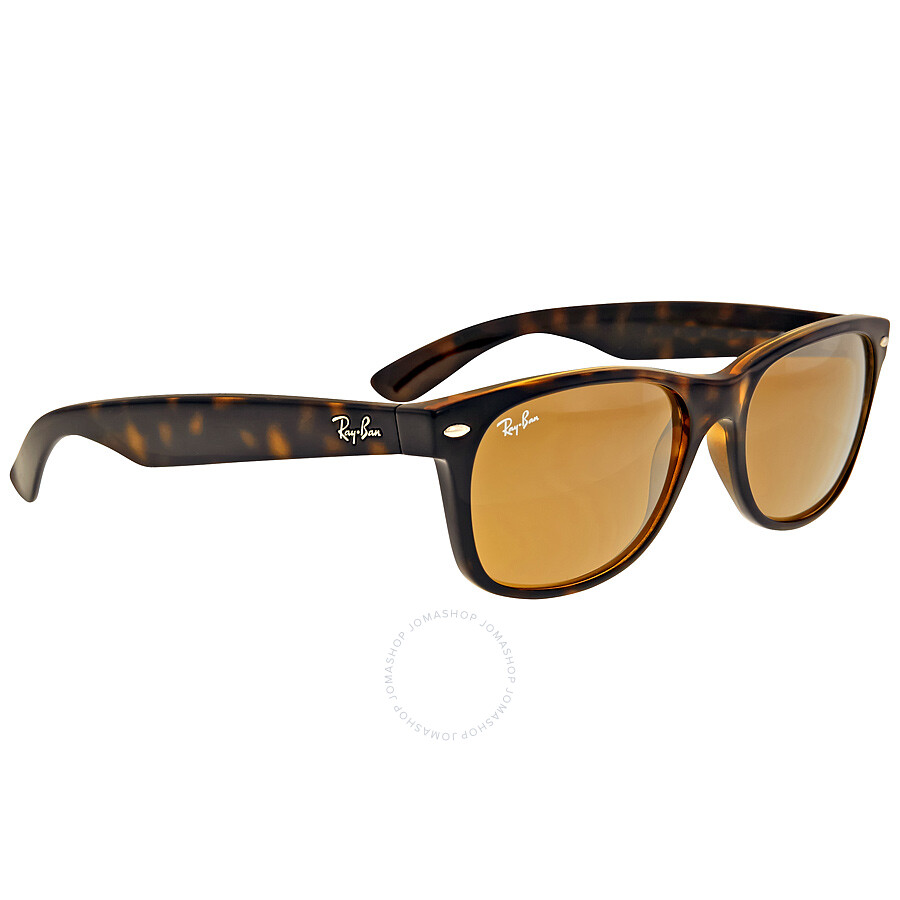 ray ban new wayfarer classic sunglasses tortoise brown. Black Bedroom Furniture Sets. Home Design Ideas