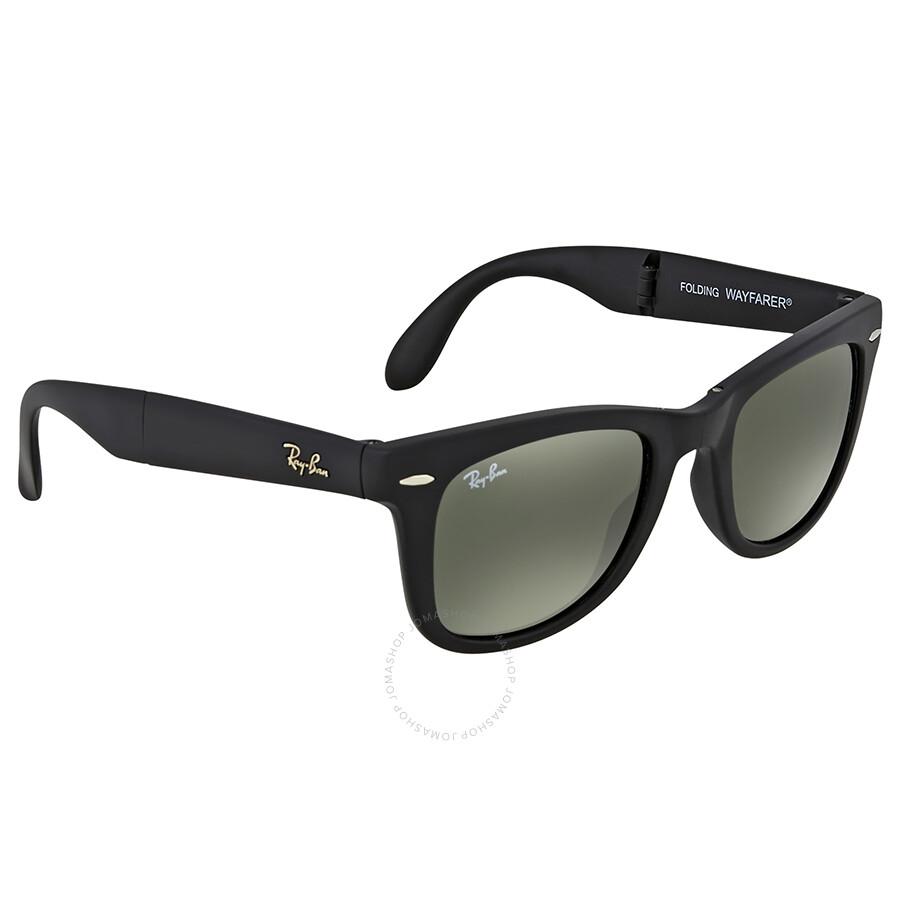 72db05ac2dad6 ... greece ray ban wayfarer folding classic black sunglasses ray ban  wayfarer folding classic black sunglasses 0cf39