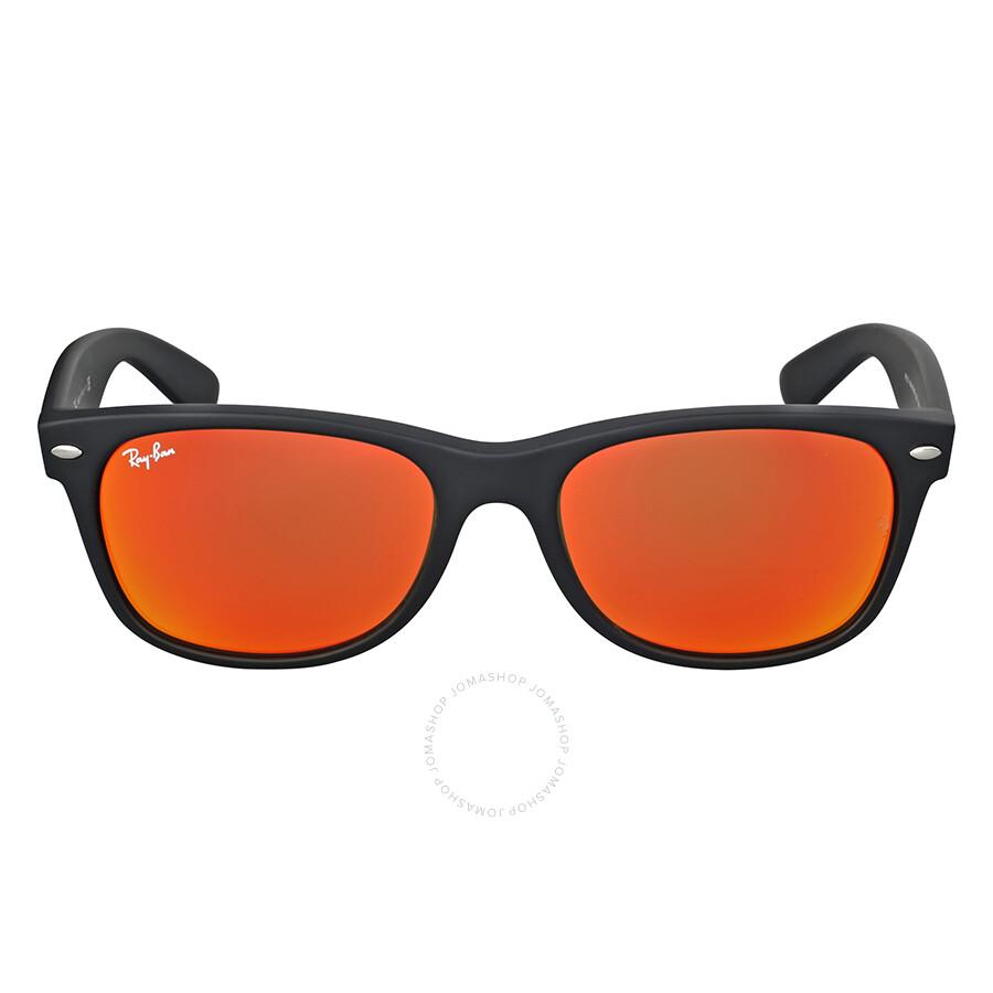 c62789ba1f41c ... switzerland ray ban wayfarer orange flash sunglasses rb2132 622 69 55  a7b1a dd667