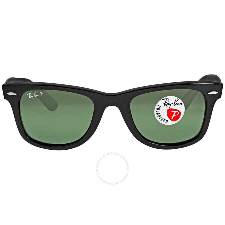 Ray Ban Original Wayfarer Polarized Sunglasses RB2140 901 58-50