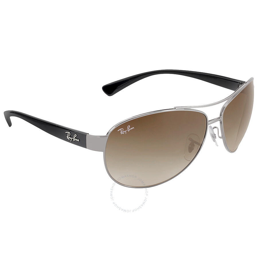 Ray-Ban Active Brown Gradient Lens Sunglasses RB3386 004/13 63 ...