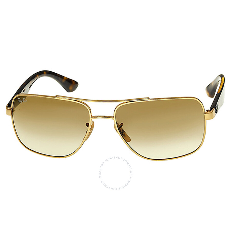 0f58415b278 ... 9a 64 size ray ban polarizing lens rx3522 004 authentic ray ban arista  frame faded brown lens sunglasses rb3483 00151 60 6849a 9c62e ...
